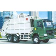 Camión de basura comprimido de carga posterior HOWO de 10m3 (QDZ5120ZYSZH)