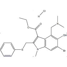 Produtos químicos orgânicos Cloridrato de Arbidol