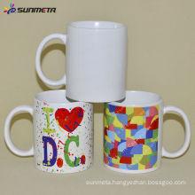 Blank sublimation mugs for india market make in china ,advertising mug for you company logo