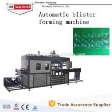 De alta velocidad automática bandeja plástica Blister Vacío que forma la máquina
