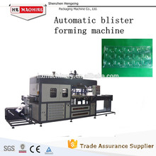 High-Speed Automatic Plastic Tray Blister Vacuum Forming Machine