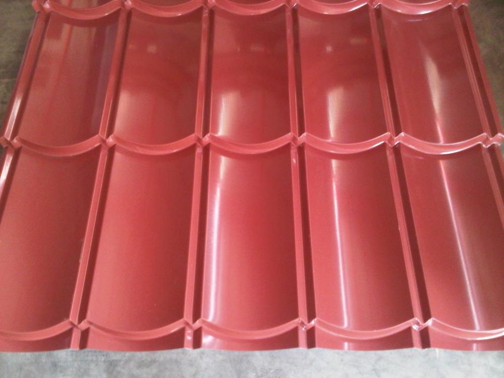Genteng Metal Multiroof Polos Warna
