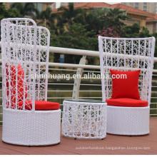 Good quality Outdoor wicker furniture PE rattan sofa sets