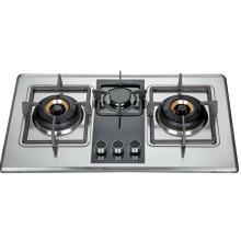 Cuisinière encastrée à trois brûleurs (SZ-LX-202)