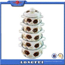 6PCS China por atacado Caçarola Hot Pot