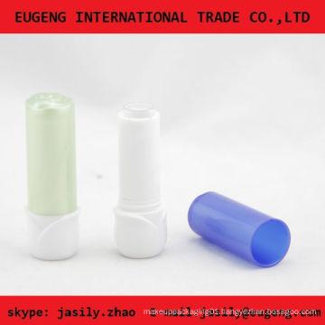 lovely plastic empty lip balm case