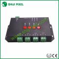 dmx 512 rgb led controlador led sd card dmx controlador sd tarjeta led controlador