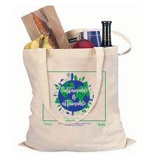 Wholesale bulk cotton canvas cloth carry bag