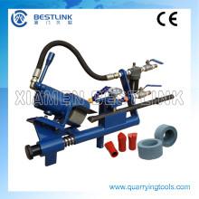 Tragbare pneumatische Meißel Bit Schleifmaschine zum Schleifen von Meißel Bits