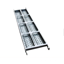High quality ringlock scaffolding galvanized perforated steel plank