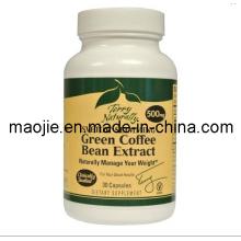 Perdre du poids d'extrait de grain de café vert Capsule