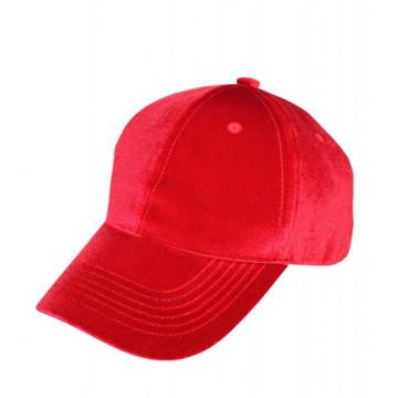 Samt-Kappen u. Hüte Unisex-im Freiensport-Baseballmütze