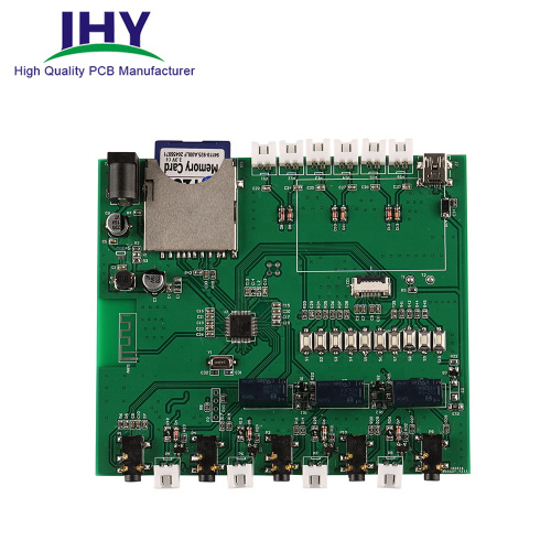 Beste kwaliteit RoHS Custom Quick Turn PCB-productie en PCB-assemblage