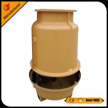Закрытые трубы обеспечивая циркуляцию воды стояка водяного охлаждения с использованием автоматического дозирования реагентов устройства