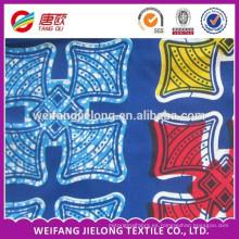 Tela de cera holandesa verdadera / Tela de algodón veritable Cera holandesa / Tela de impresión de cera de algodón