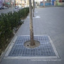 Galvanized Tree Pool Covering to Prevent Corrosion
