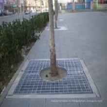 Оцинкованная бассейн, охватывающего дерева для предотвращения коррозии