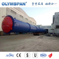 Autoclave de fabrication de blocs de ciment standard AAC ASME