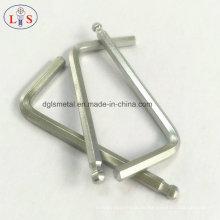 Inbusschlüssel mit Spitze / Handwerkzeug / Schlüssel /