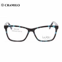 новейшие модели ручной работы классные ацетатные квадратные оптические очки