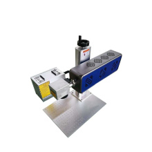 Integrated Belt Buckle Fiber Laser Marking Machine
