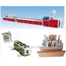 PVC Window and Door Profile Extrusion Line, Profile Making Machine