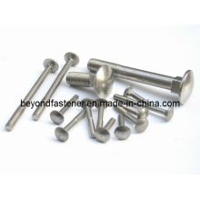 DIN603 Carriage Bolts Round Bolts Fasteners