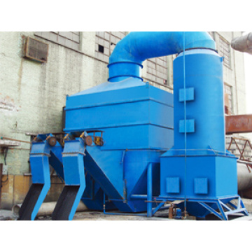 Efficient desulphurization water processor