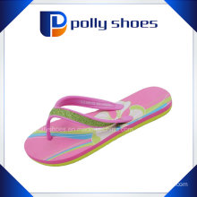High Quality Fashion Printed China Rubber Slipper for Women
