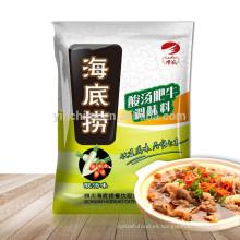 Hot Pot Caldo Condimentos con la mejor sopa haidilao marca