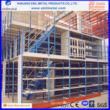 High Quality with CE/ISO Warehouse Mezzanine Rack /Multi-Level Racking
