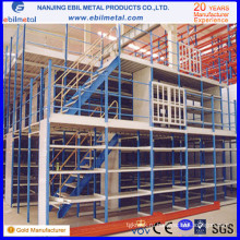 Высокое качество с мезонином / многоуровневой стойкой CE / ISO
