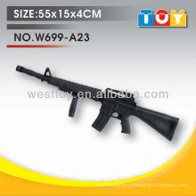 Kids toy TPR foam machine gun promotion gift