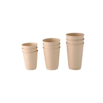 Tampas para copos de café de papel de empilhamento personalizado