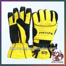 Meilleures ventes et populaires gants de ski jaune
