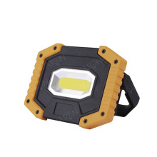 Projecteur de chantier portable compact à LED