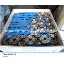 En1092-1 Carbon Steel Forged Pipe Flange