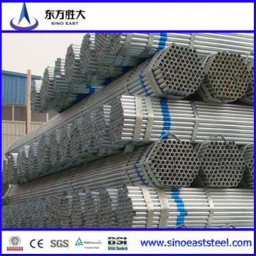 Tubo de aço pré-galvanizado Q195