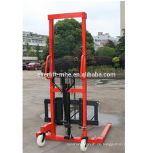 0,5 t 1 ton 2 ton 1,5 t 1,6 mt 2 mt 3 mt Straddle Hydraulische Hand Lift manuelle handstapler gabelstapler mit Einstellbare gabel