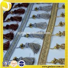 Franja de fresa Fringe para cortina y decoración del hogar