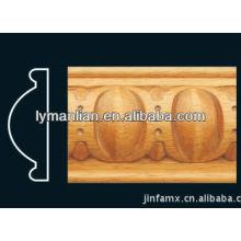 Productos de madera de haya al vapor