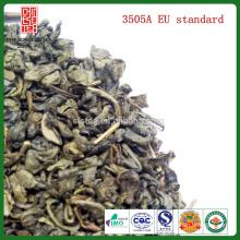 precio del té verde de pólvora con el estándar de la UE