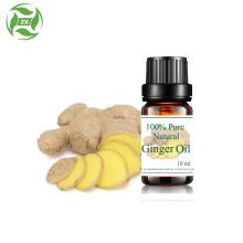 100% natural ginger oil body oil