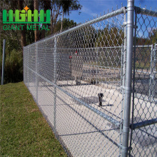 Low+prices+galvanized+used+chain+link+mesh+fencing