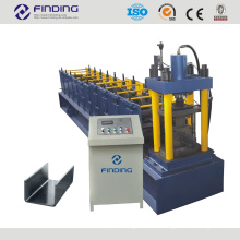 High speed with ISO standard used roller shutter cold roll forming machine