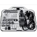 163pcs 135W Portable Hobby Grinder Acessório conjunto com Flex Shaft Handheld elétrica Mini Rotary Tools Kit