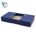 Kreatives kundenspezifisches Doppel öffnen Sie Papierweinglas-Geschenkbox
