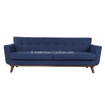 Spiers Living Sofa Sofa Upholstered With Woolen Fabric
