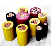 Rubber Insulated Cable Rubber Sheathed Flexible Cable