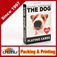 O cão Artlist coleção jogando cartas (430.187)